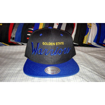 Gorra Snapback Mitchell And Ness Golden State Warriors