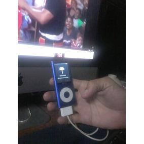Ipod Nano Chino Mod: A1199 Azul Para Repuestos