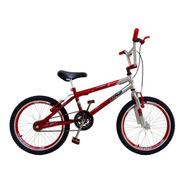 Bike Cross Aro 20 C/ Aros Aero