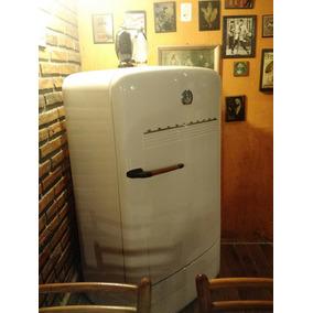 Geladeira Kelvinator Antiga Restaurada Alto Padrão Funciona