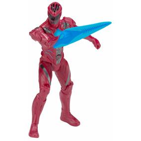 Power Rangers Rojo La Película - Figura De Acción Articulada