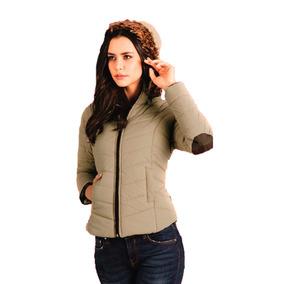 Chaqueta Larga Impermeable Mujer - Ropa y Accesorios Beige en ... bf41797fb841b