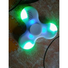 Spinner Con Luz Y Bluetooth