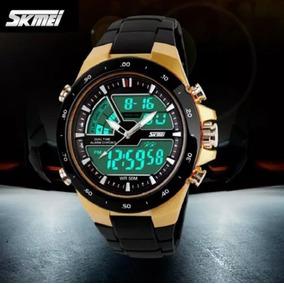 510466d0eb8 Skmei 1016 Esportivo Masculino Pulso - Relógio Masculino no Mercado ...