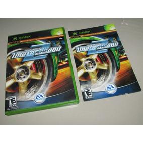 Need For Speed Underground 2 Original Xbox Classico Confira!