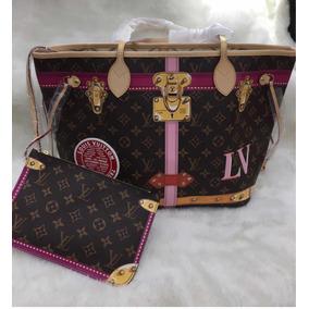 1eea900f6c Bolsa Louis Vuitton Grafitada Grande Original. - Calçados, Roupas e ...