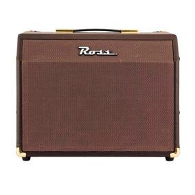 Amplificador Ross Para Guitarra Acustica 1 X 8 A25c