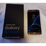Samsung Galaxy S7 Edge 32gb Totalmente Nuevo Y Original