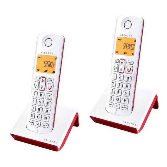 Inalambricos Alcatel Duo Dise?o Exclusivo -la Mejor Calidad!