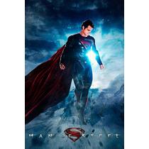 Superman - Poster 30x46cm Dc Comics Superman Hombre De Acero