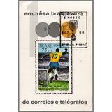 1969 Bloco B-28 Milésimo Gol De Pelé Cbc