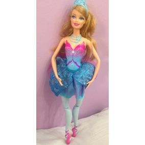Boneca Barbie-sapatilhas Mágicas