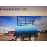 Tanque Pipa P/ Trator Capacidade 6000 L