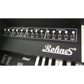 Órgão Digital Rohnes Onix Plus - Compre Na Jubi
