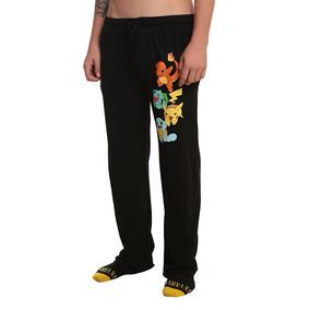 Pijama Pants Pokemon Original Importada