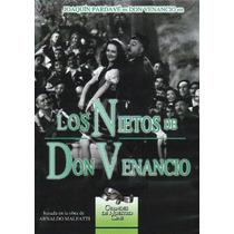 Dvd Cine Mexicano Joaquin Pardave Los Nietos De Don Venancio