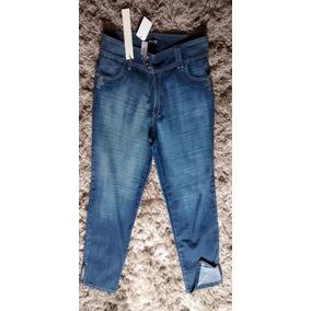 Calça Jeans Feminina Plus Size Nº 52 (nova)