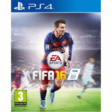 Fifa 16 Ps4 Digital Entrega Rapida
