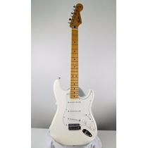 Guitarra Fender México Stand Strat White R$6190,00