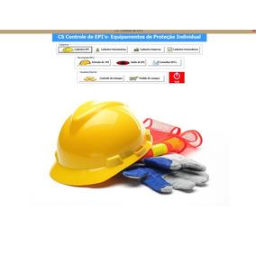 884352f233b06 Software P  Controle De Epi-equipamento Proteção Individual