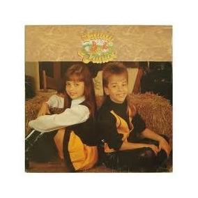 Vinil Sandy E Junior Sábado A Noite (1992)