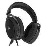 Auriculares Gamer Corsair Hs50 Con Cable Corsair Tienda Ofic