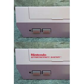 Kit Label Super Console Nintendo Nintendinho Nes 8 Bits Snes