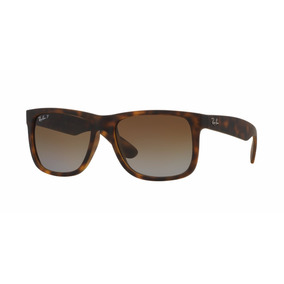 Gafas De Sol Ray Ban Originales Justin Polarized 0rb4165