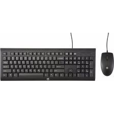 Combo Hp Teclado Con Mouse C2500