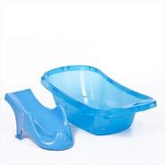 Bañera Bañadera Bebe Con Reductor Capacidad 26 Litros Okbaby
