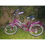 Bicicleta R 20 Tipo Playera