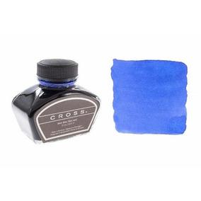 Cross Tinta Para Caneta Tinteiro Azul 62,5ml Top