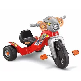 Fisher Price Triciclo Hot Wheels 100% Original