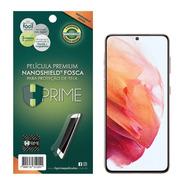 Pelicula Hprime Samsung Galaxy S21 - Nanoshield Fosca