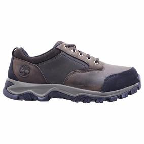 Zapato Hombre Timberland Keele Ridge Wp Marron