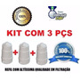 Refil P/ Filtro De Água Ap 200 Aqualar-polifil 200 Promoção