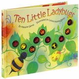 Cuento Para Dormir Libro Ten Little Ladybugs