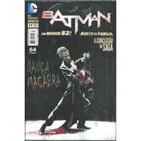 Batman - Os Novos 52 - Dança Macabra Nº. 17 - 2013