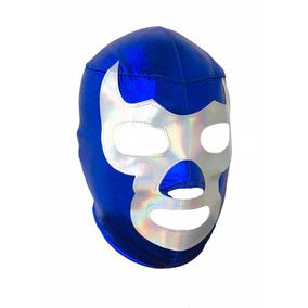 Mascara Blue Demon Lucha Libre Adulto