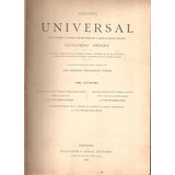 Oncken Historia Universal Tomo 12 Montaner Y Simon 1894