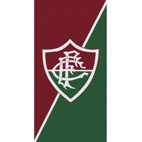 Toalha De Time Futebol Aveludada Oficial Fluminense Dohler