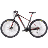 Bicicleta Mtb Aro 29 Carbono Twitter Shimano Deore 30v Bike