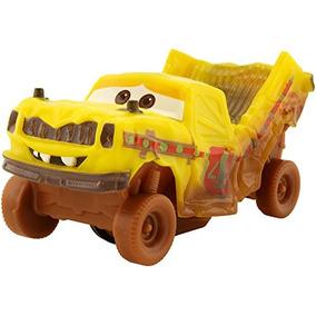Disney Pixar Cars 3 Crazy 8 Crashers Vehículo Taco, Escala