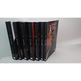 Coleção A Torre Negra 7 Volumes Stephen King