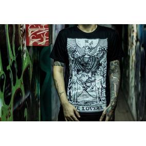 Remera Make A Wish Lovers - Tarot - Rock - Metal - Dark Goth