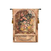 Tapete De Pared Bouquet Niche, European , 58 X44