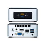 Computador Mini Nuc 1tera/ram4gb Led 20