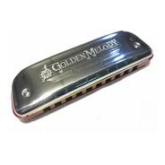 Hohner Golden Melody Armonica Diatonica Pro