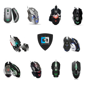 Mouse Gamer Pro Zerodate Luom Modelos 2018 Reprogramables!