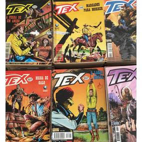 Tex Edição Mensal Números Diversos Perfeitas